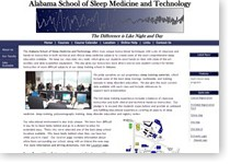 Alabama Sleep School Design
